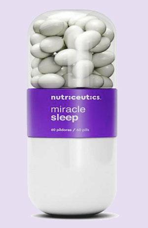 Sanidad retira el complemento alimenticio Miracle Sleep cápsulas ...